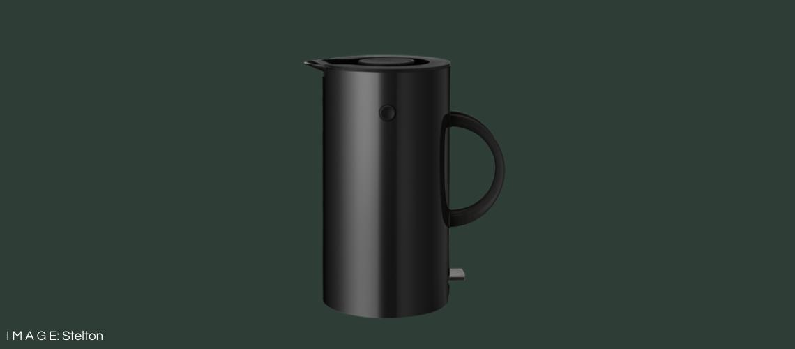 all black kettle