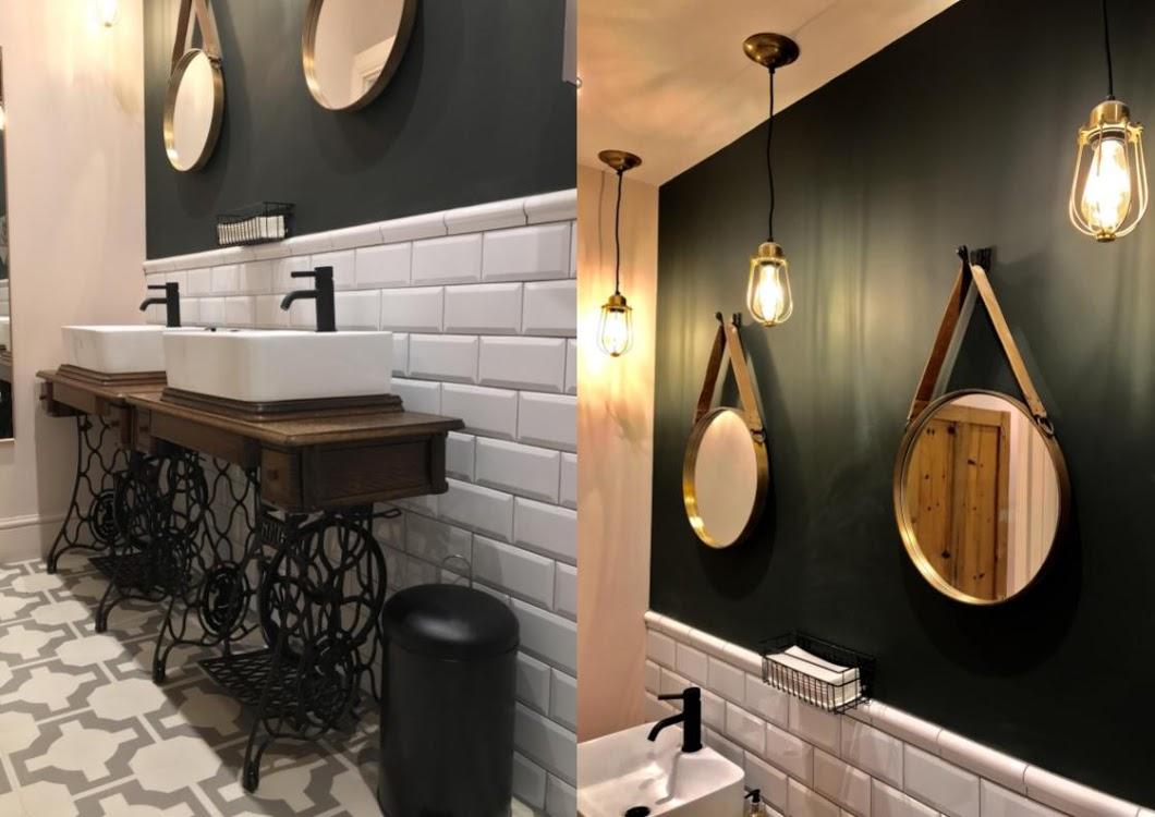 bathroom design hack