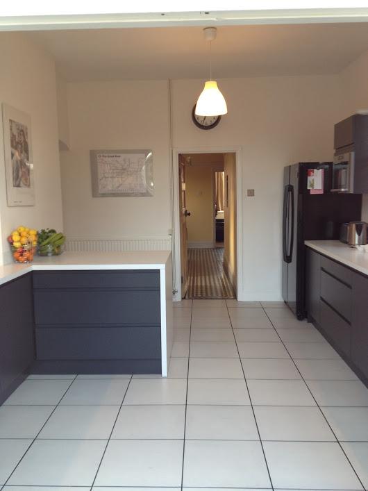 graphite kitchen