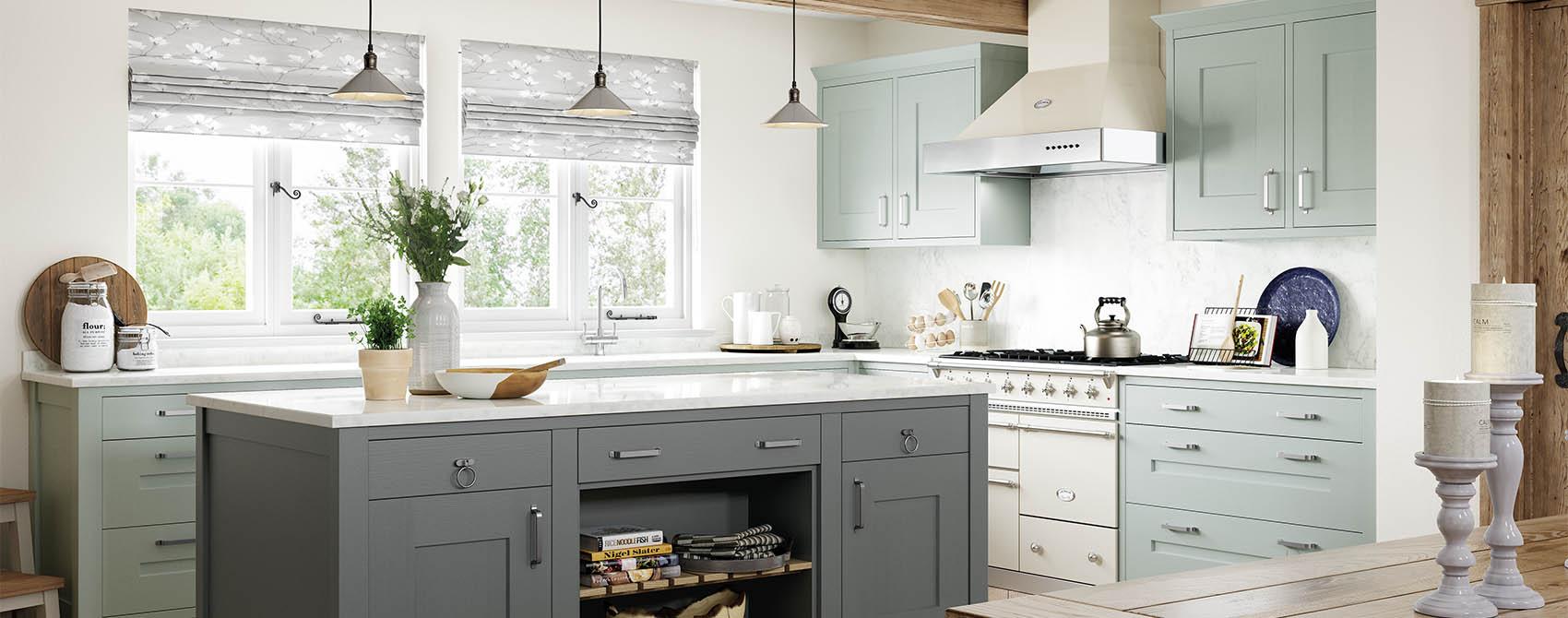 modern classic kitchen design