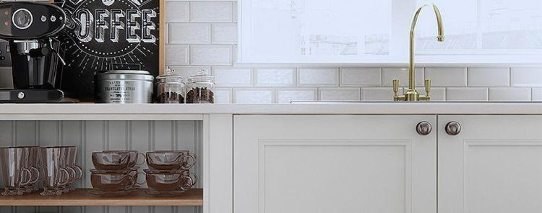 tongue and grooved kitchen